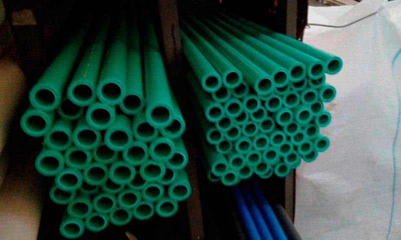 Loja de materiais hidráulicos e elétricos