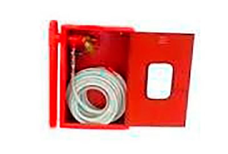 Instalação rede de hidrantes
