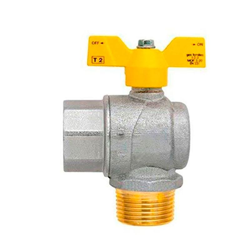 Materiais para instalações de gás