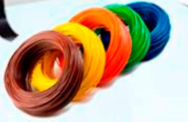 Material elétrico para construção